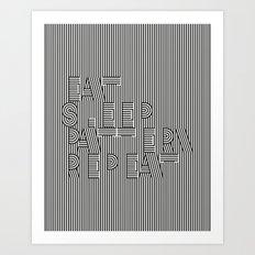 ESPR Art Print