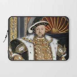 Henry VIII portrait Laptop Sleeve