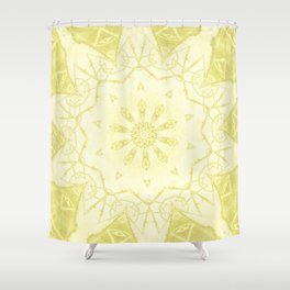 Silence The Madness! Shower Curtain
