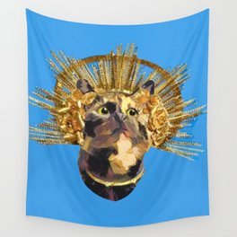 Cat Bey Wall Tapestry