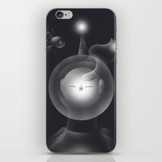 Space Thoughts iPhone & iPod Skin
