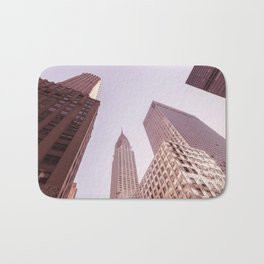 NYC High Rises Bath Mat