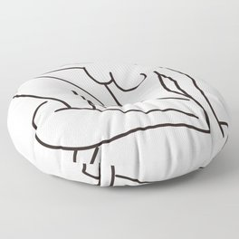 Henri's_Inspirational01 Floor Pillow