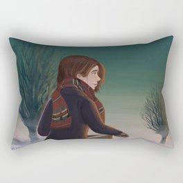 Morning frost Rectangular Pillow