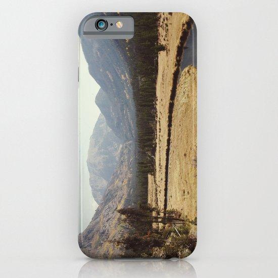 Rocky Mountain Meadow iPhone & iPod Case
