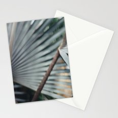 Palm Abstract Stationery Cards