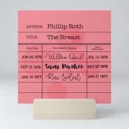 THE BREAST (1972) Mini Art Print