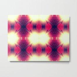 Sunblush Rubies Metal Print