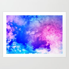 Color Foam III Art Print