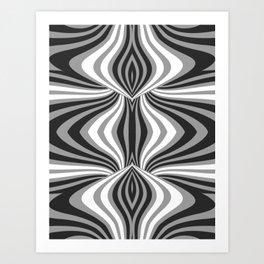 Mystic Marbles Art Print