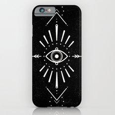 Evil Eye Monochrome iPhone 6 Slim Case