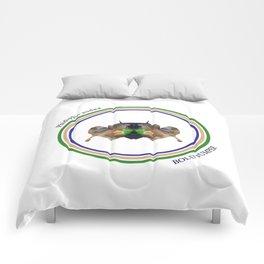 Bold Jumper Comforters
