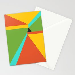 Poligonal 247 Stationery Cards