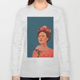 moi, Frida! Long Sleeve T-shirt