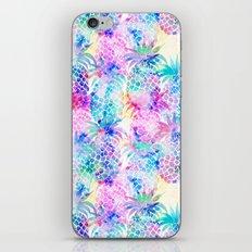 Pineapple Dream iPhone & iPod Skin