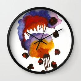 Beetle Juice Wall Clock