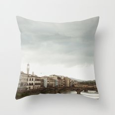 The Arno Throw Pillow