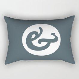 Ampersand Series - #1 Rectangular Pillow