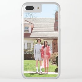 neighborhood Clear iPhone Case
