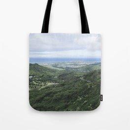 The Pali (1) Tote Bag