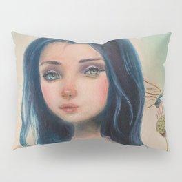 Forest Nymph Pillow Sham