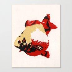 Gold Fish 1 Canvas Print