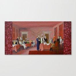 Seneca Falls Canvas Print
