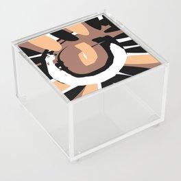 Sunflower III Acrylic Box