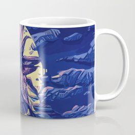 native american portrait 2 Coffee Mug