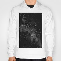 outer space Hoodies featuring Outer Space by kris kang