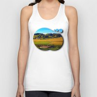 farm Tank Tops featuring From farm to farm by Patrick Jobst