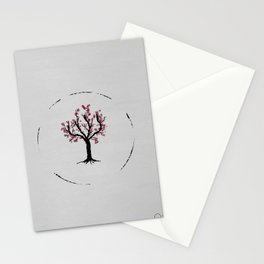 Aestethic Tree Stationery Cards