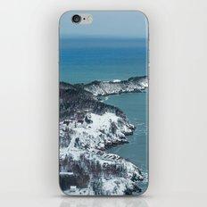 Keltic Peninsula iPhone & iPod Skin