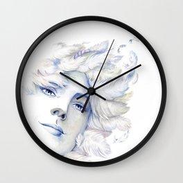 Goddess: Air Wall Clock