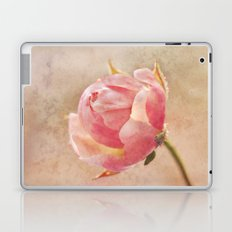 Pretty Little Rosebud. Laptop & iPad Skin