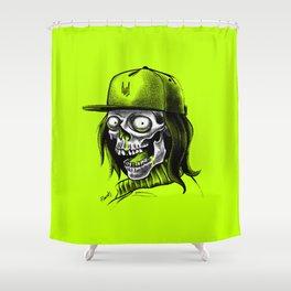 RAD! Shower Curtain
