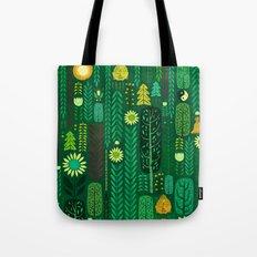 Sacred Forest (Portrait) Tote Bag
