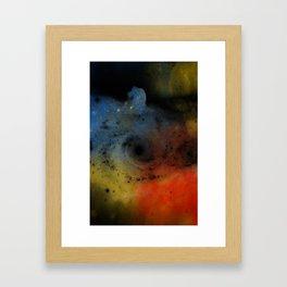 Fusion Framed Art Print