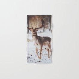 Rustic deer Hand & Bath Towel