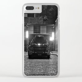 By Night: New York City (Pt. 19) Clear iPhone Case