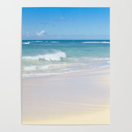 beach bliss Poster