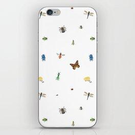 Critter Pattern iPhone Skin