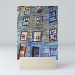 Newmarket Mills Watercolor I Mini Art Print