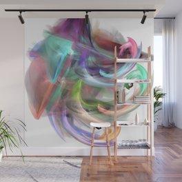 colorful smoke 1 Wall Mural