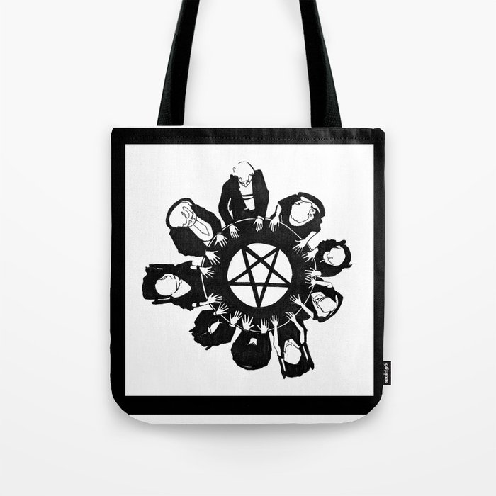 The night they summoned the demon R.H.L. Tote Bag