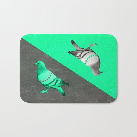 Pigeon's reflexion Bath Mat