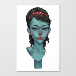 Kitsch Canvas Print