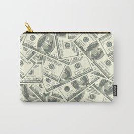 $$$ DOLLAR $$$ Carry-All Pouch