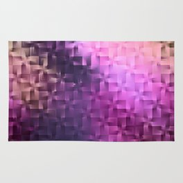 Winter Abstract Rug