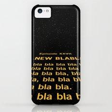 Episode XXVII - A New Blabla iPhone 5c Slim Case